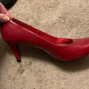 Fun Red Heels!